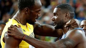 Джъстин Гатлин е новият световен шампион в спринта на 100 м.