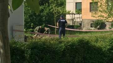 Откритите в Пловдив снаряди са от Втората световна война