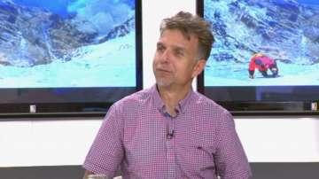 Алпинистът Боян Петров: България трябва да има постижения