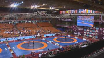 Сребърен медал за България във втория ден на Европейското първенство по борба