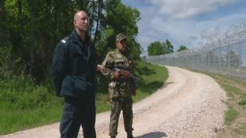 Новата ограда на границата значително е намалила трафика на мигранти