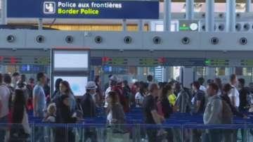 Летище Бирмингам спря работа заради проблем с въздушния контрол