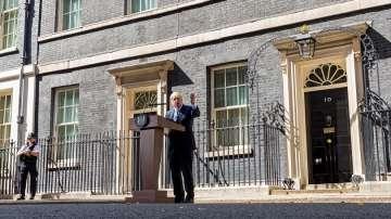 Смяна на властта: Борис Джонсън е новият британски премиер
