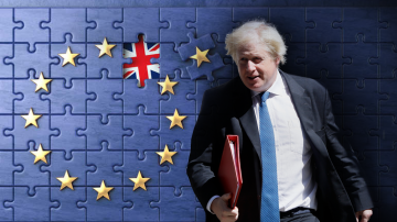 Мечтата за Брекзита умира, заяви подалият оставка Борис Джонсън