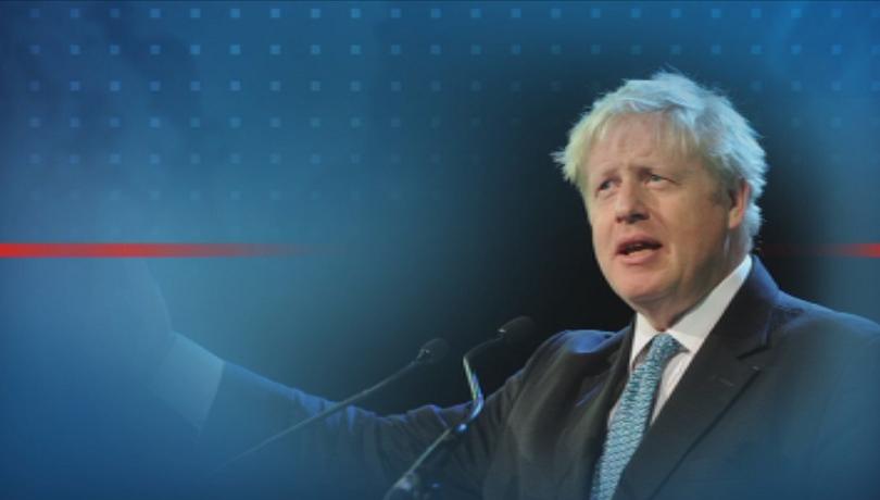 Бившият външен министър на Великобритания Борис Джонсън е безспорен фаворит