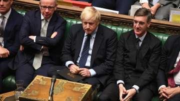 Британският парламент беше разпуснат за 5 седмици