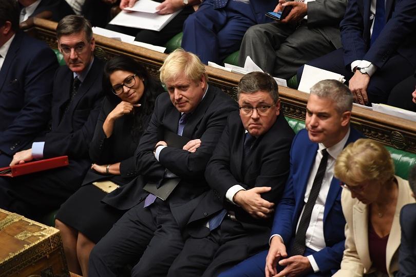 Пореден удар срещу британския премиер Борис Джонсън и нова доза