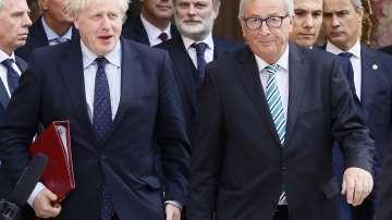 Жан-Клод Юнкер и Борис Джонсън обсъдиха техническите преговори по Брекзит