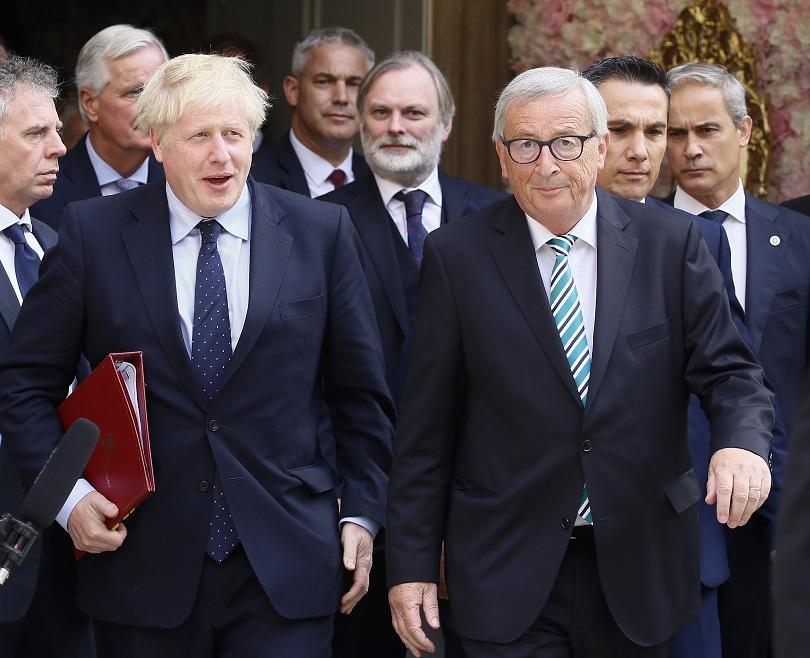 Председателят на Европейската комисия Жан-Клод Юнкер проведе в Люксембург работен