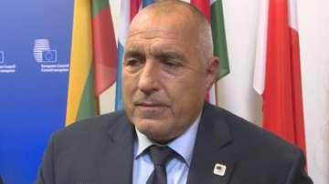 Борисов: Ако има балотаж, ще търсим максимална подкрeпа