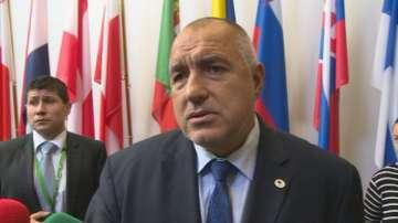 Премиерът поздрави новия правосъден министър от Брюксел
