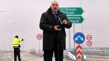 Премиерът Борисов: Защитавам България и го правя по най-добрия начин