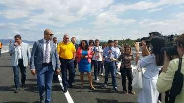 Борисов: Със Западната дъга свързваме магистралите Люлин, Хемус и Тракия