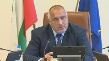 Борисов: България се готви за тежък проблем с бежанците