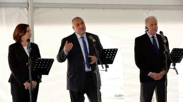 Премиерът Борисов не вижда логика в искането на оставка