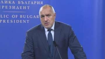 Приключи КСНС при президента. Първи изявления на Борисов и Нинова