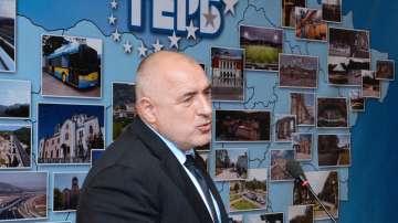 Борисов: И аз мога да направя ревизия на служебния кабинет