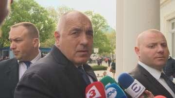 Бойко Борисов: Няма значение кой е президент, премиер
