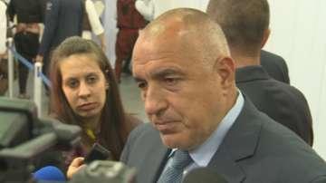 Бойко Борисов определи оставката на Павел Танев като достойна постъпкка