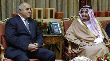 Премиерът Борисов се срещна с Негово Кралско Величество Салман ал-Сауд (СНИМКИ)