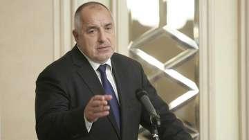 Бойко Борисов: Когато стрелят по данъчен, стрелят по цялата държава