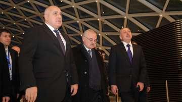 Откриха официално първата директна линия Баку - София