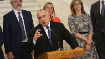 Бойко Борисов: Искаме в нашия регион да постигнем мир и стабилност