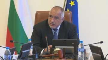 Бойко Борисов на посещение в Тирана