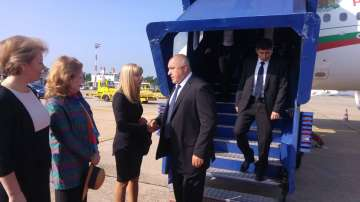 Премиерът Борисов е на посещение в Хърватия