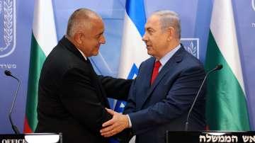 Бойко Борисов се срещна с израелския премиер Бенямин Нетаняху