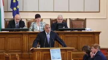 Борисов: Винаги съм защитавал затваряне на външните граници на ЕС