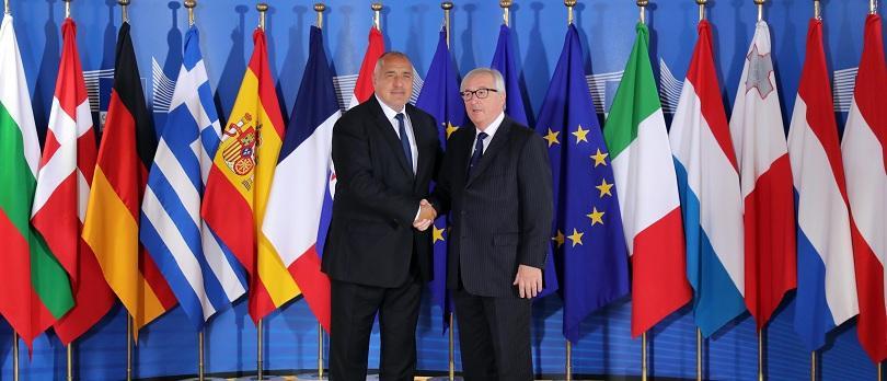 България доказа, че като страна на първа линия може да