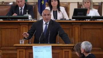 Бойко Борисов: До края на седмицата ще имаме напълно работещ Търговски регистър