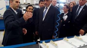 Откриха френски завод за самолетни части край Пловдив