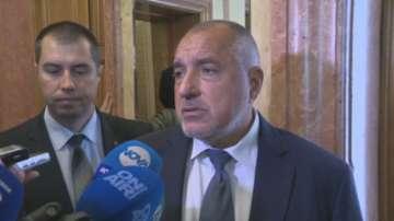 Борисов: Взети са всички мерки да няма ескалация на напрежението в Русе