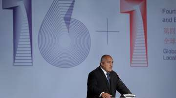 Премиерът Борисов откри срещата на местните лидери във формат 16+1