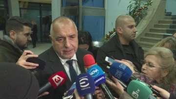 Премиерът Борисов коментира бъдещето на Турски поток