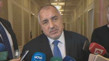 Бойко Борисов: Към момента в Черно море няма чужди военни кораби