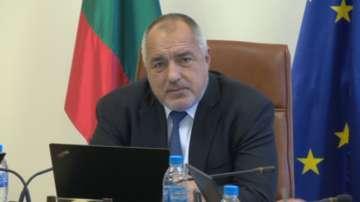 Бойко Борисов: Отчетохме рекордни приходи