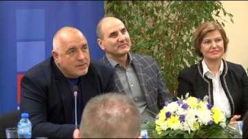 Борисов отрече да има договорка между ГЕРБ и ДПС за Закона за вероизповеданията