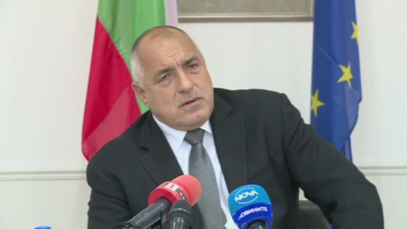 От Брюксел премиерът Борисов коментира ситуацията в Габрово. Той заяви,