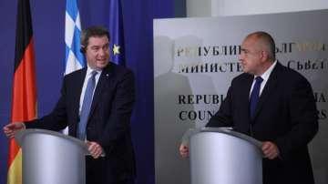 Бавария подкрепя членството на България в Шенген