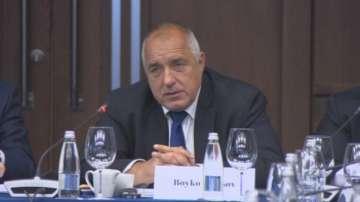 Борисов: Тревожи ни Похода на надеждата, организиран в лагерите в Турция