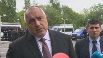 Борисов коментира оставката на земеделския министър