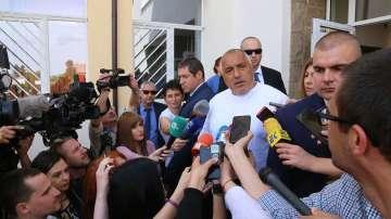 Премиерът Борисов благодари във фейсбук за получената подкрепа