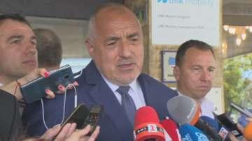 Бойко Борисов: Победата на евроизборите е категорична
