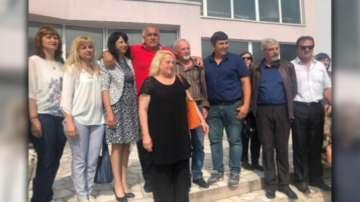 Премиерът Борисов инспектира ремонтирано училище в Нова Загора