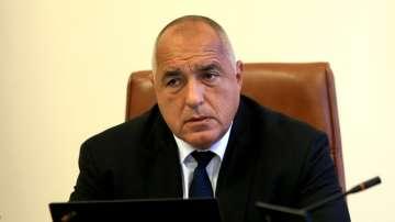 Борисов коментира предложението на ДПС партийната субсидия да бъде премахната