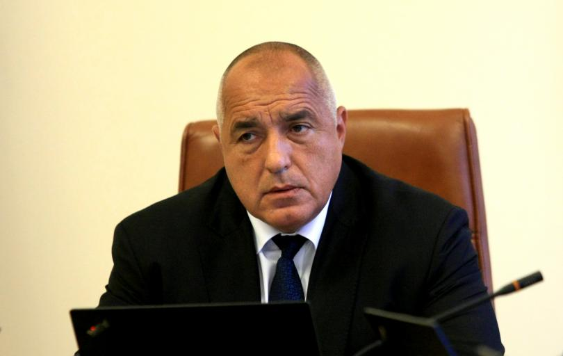 Премиерът Бойко Борисов коментира предложението на ДПС партийната субсидия да