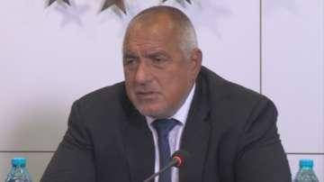Борисов заяви, че е помагал повече на Манолова, отколкото на Фандъкова